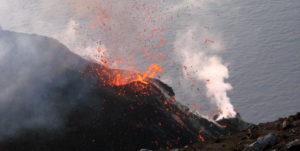 Stromboli - Il vulcano