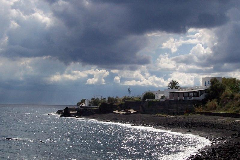 Spiaggia - Stromboli